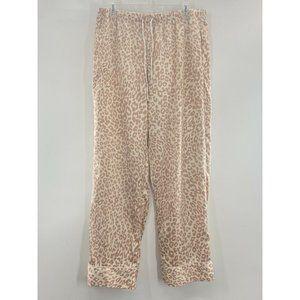 Victoria's Secret L Satin Sleep Lounge Pants